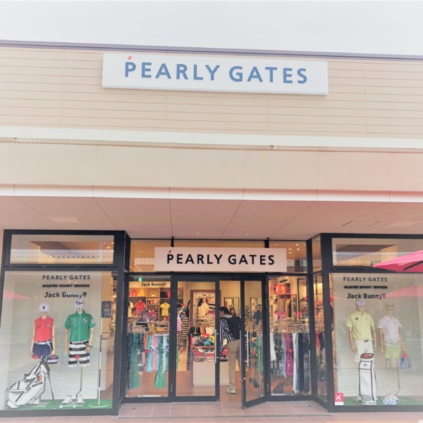 PEARLY GATES 三井アウトレットパーク滋賀竜王